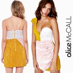 NWT Alice McCall Revolve • Little Something Dress